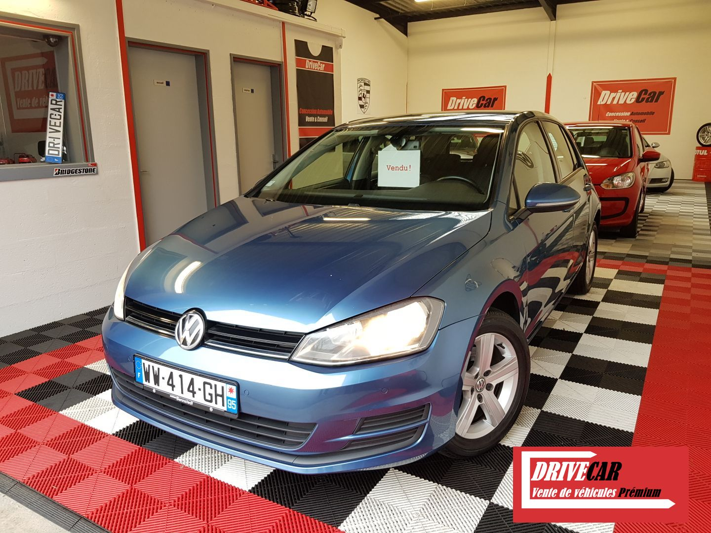 VW GOLF 7 TDI