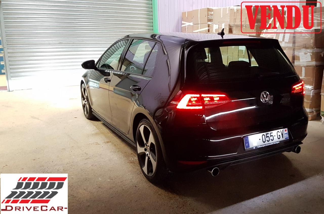 VW GOLF 7 GTI PERFORMANCE