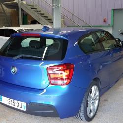 BMW M-SPORT 114i BLEU ESTORIL 33MKM 06/2013
