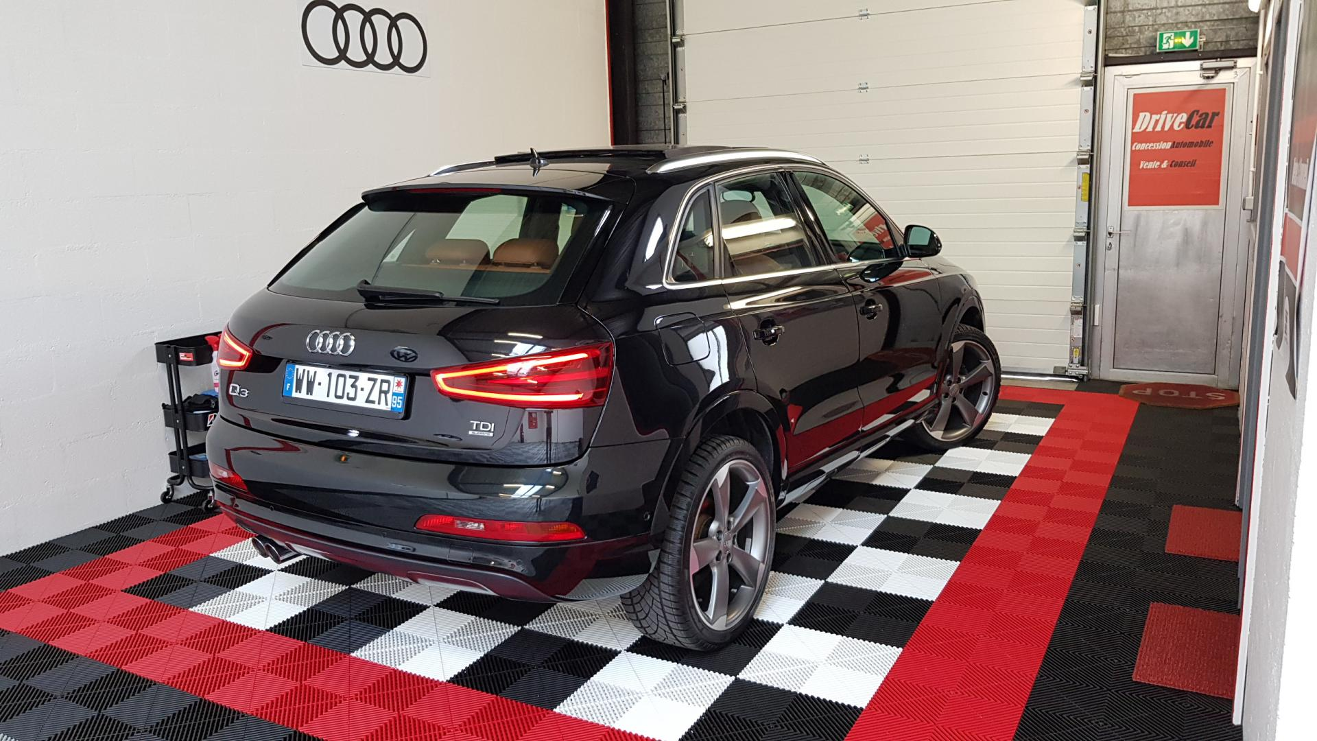 AUDI Q3 AMBITION LUXE