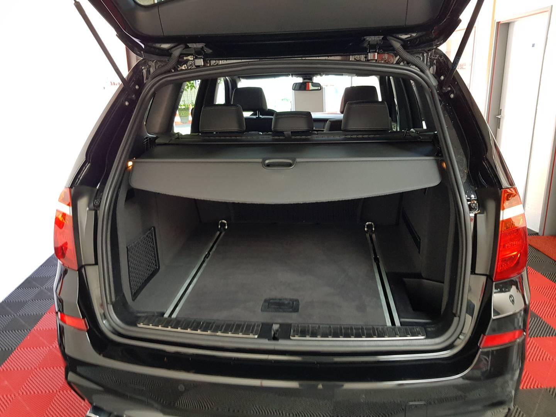 BMW X3 30D M-SPORT