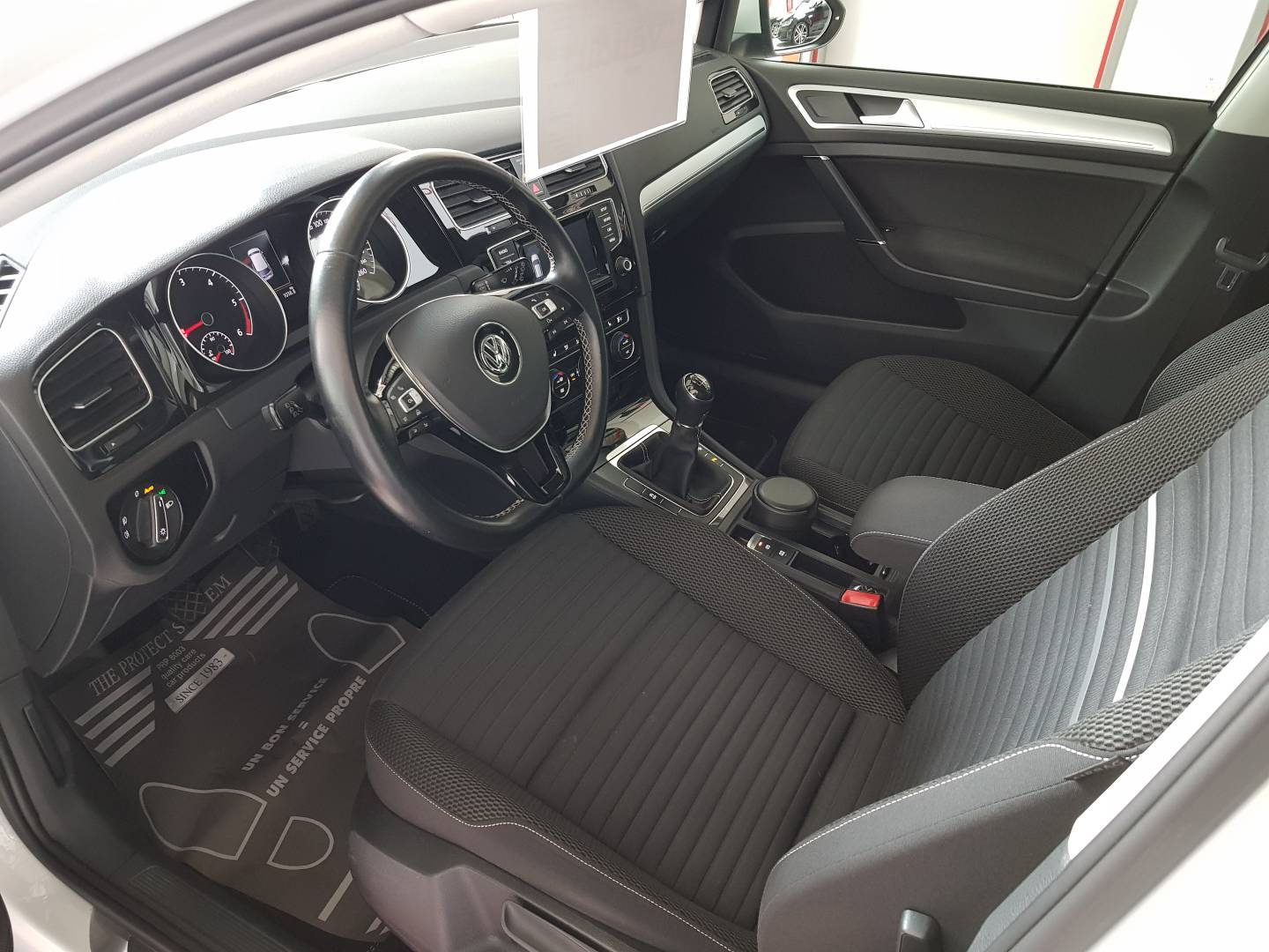 VW GOLF 7 TDI 110