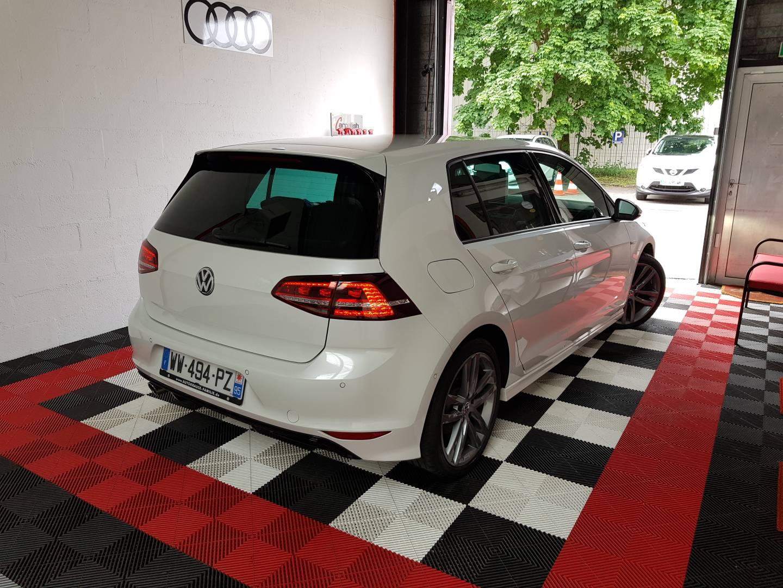 VW GOLF 7 TDI 110