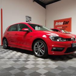 VW GOLF 7 R LINE TDI 110