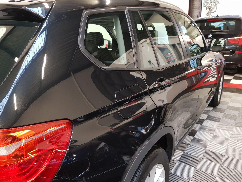 BMW X3 20D XDRIVE