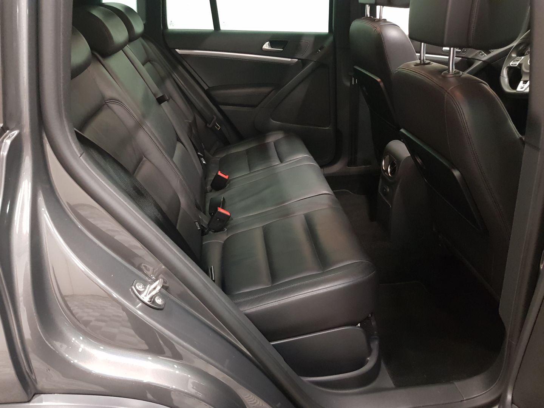 VW TIGUAN RLINE TDI 110