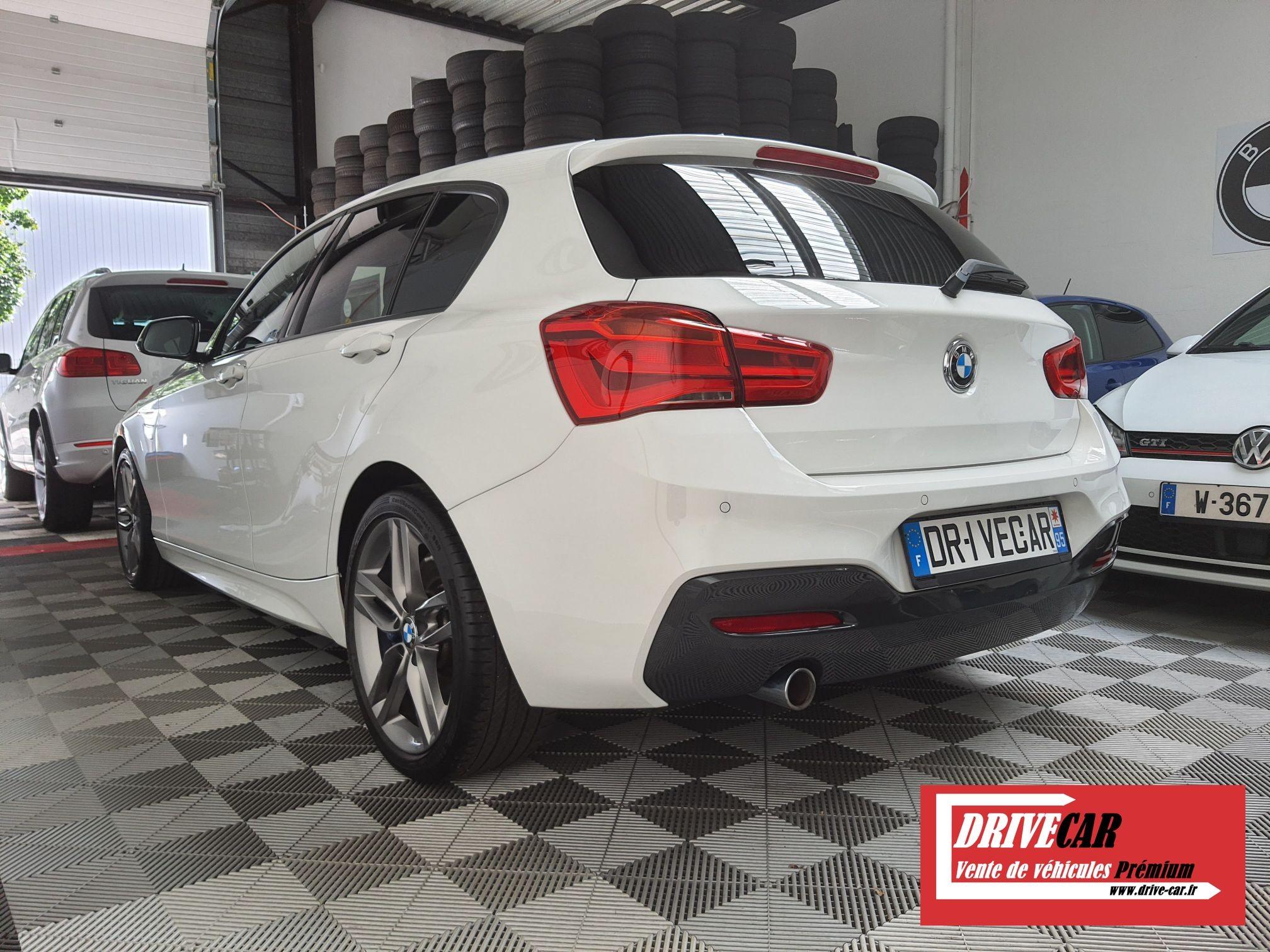 BMW 118DA M-SPORT