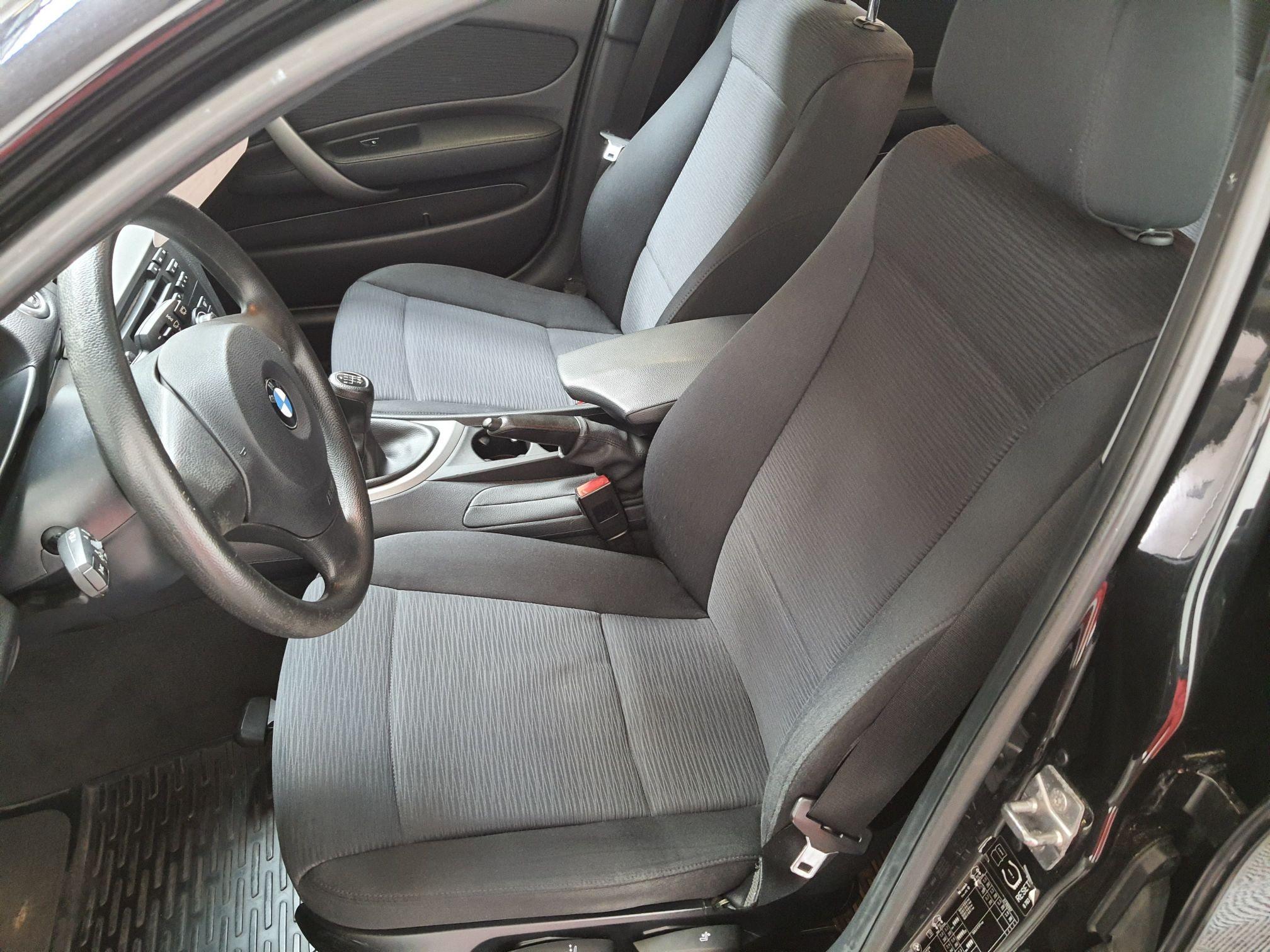 BMW 116i PREMIERE