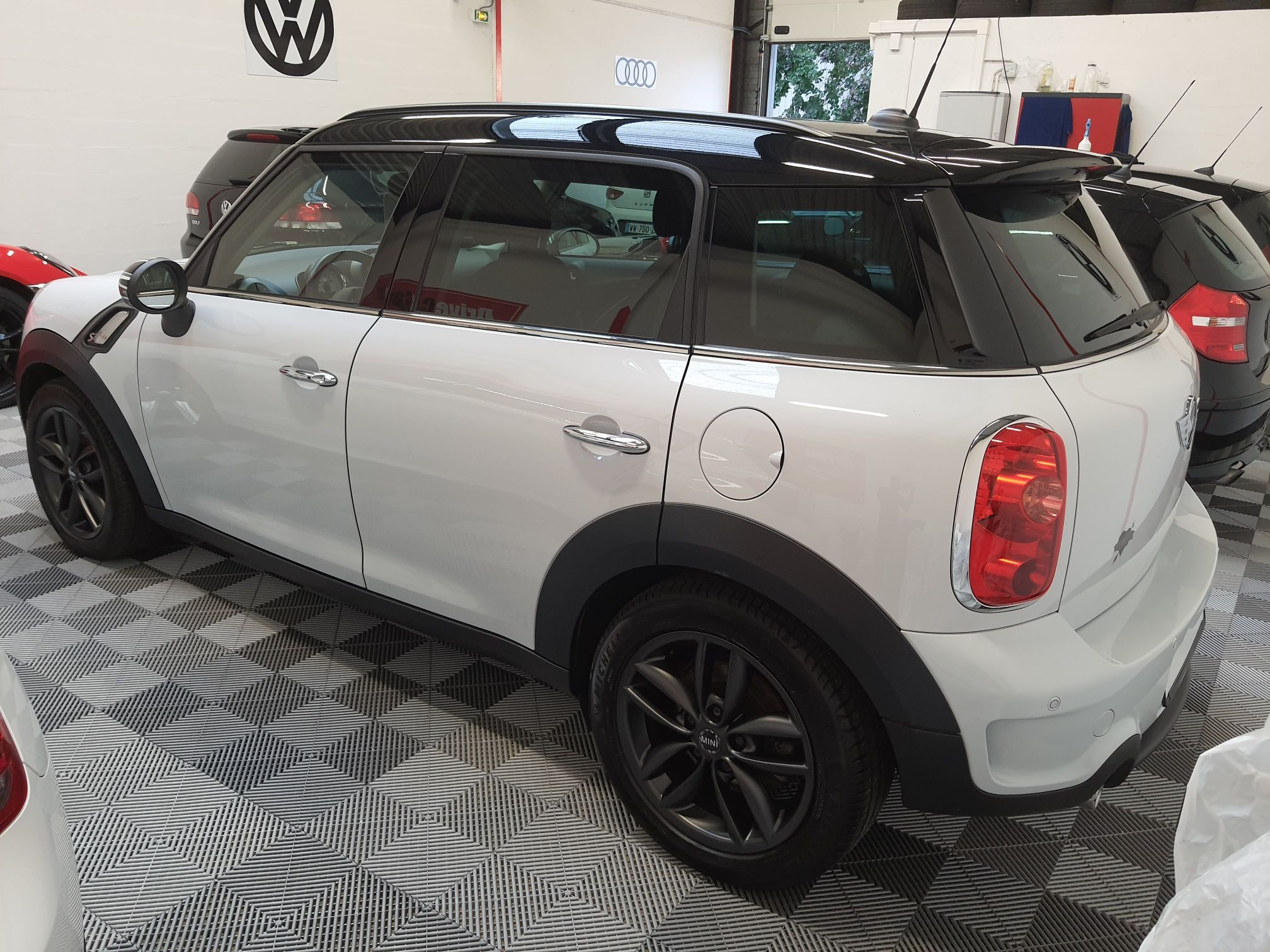 MINI COUNTRYMAN SD