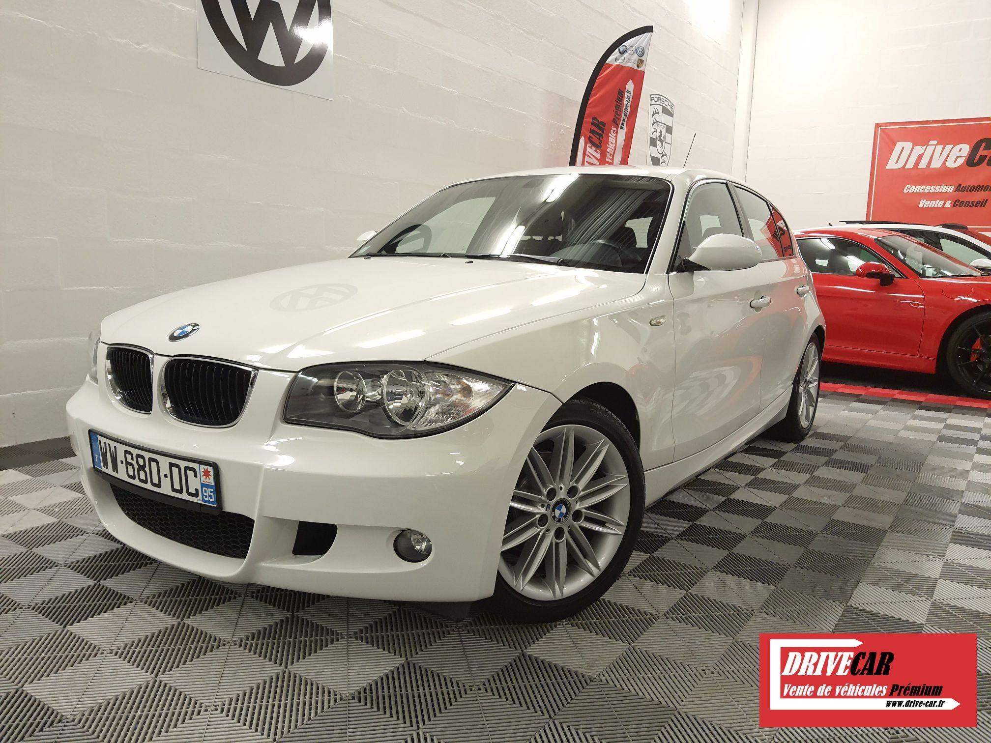 BMW 116i 122CH PACK M