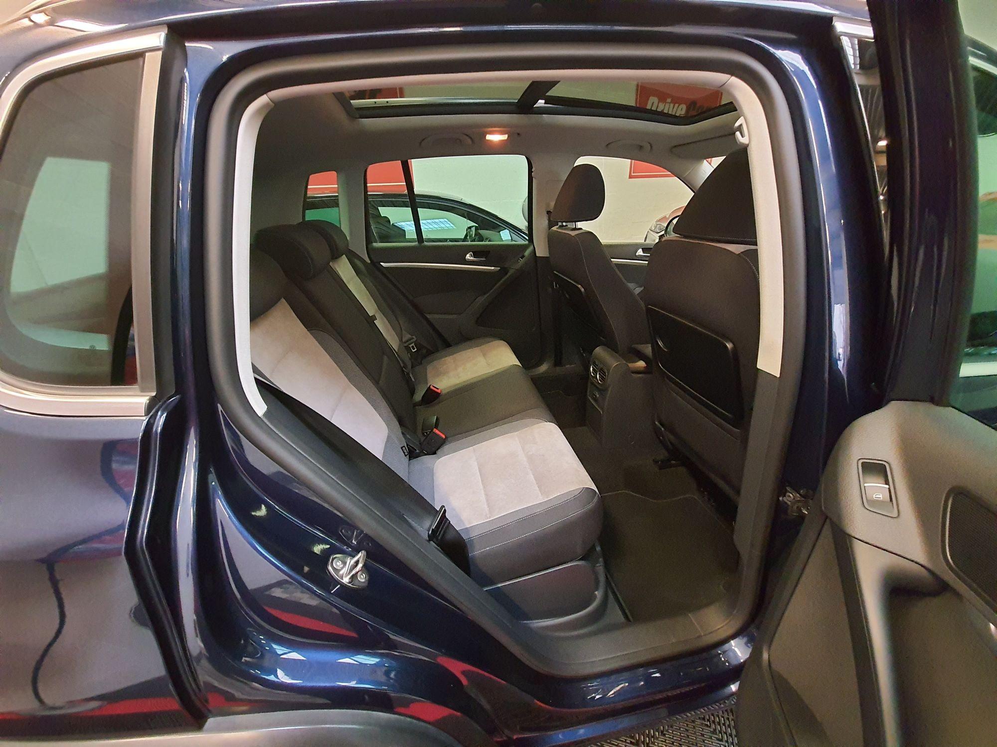 VW TIGUAN TSI 160