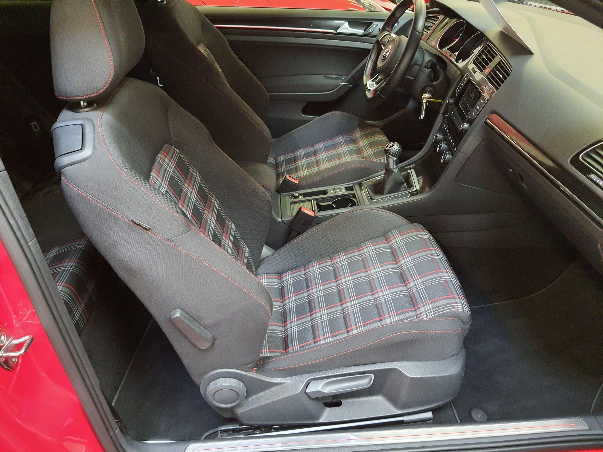 VW GOLF 7 GTI TSI 220 H&R