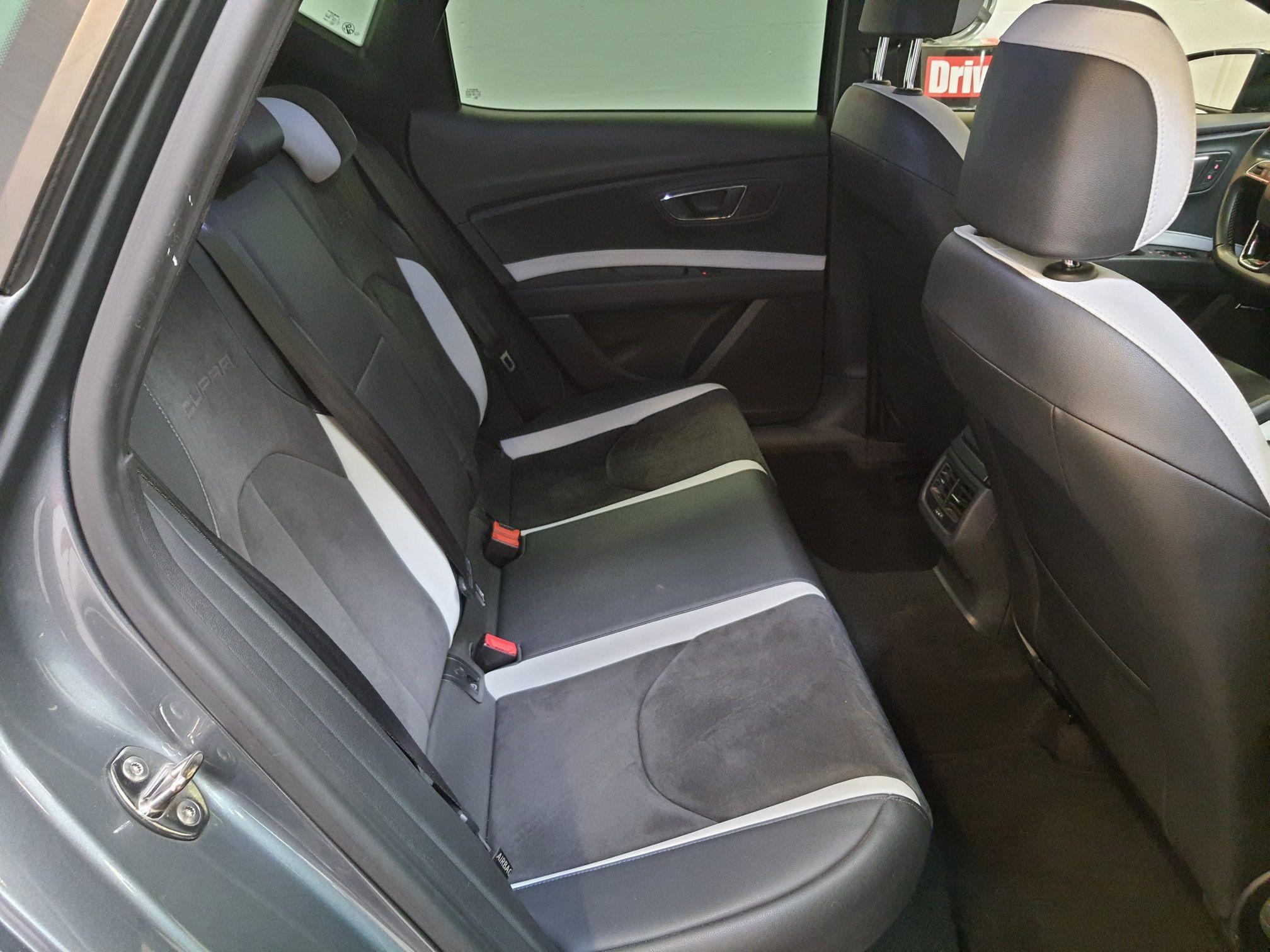 SEAT LEON CUPRA 280 TSI