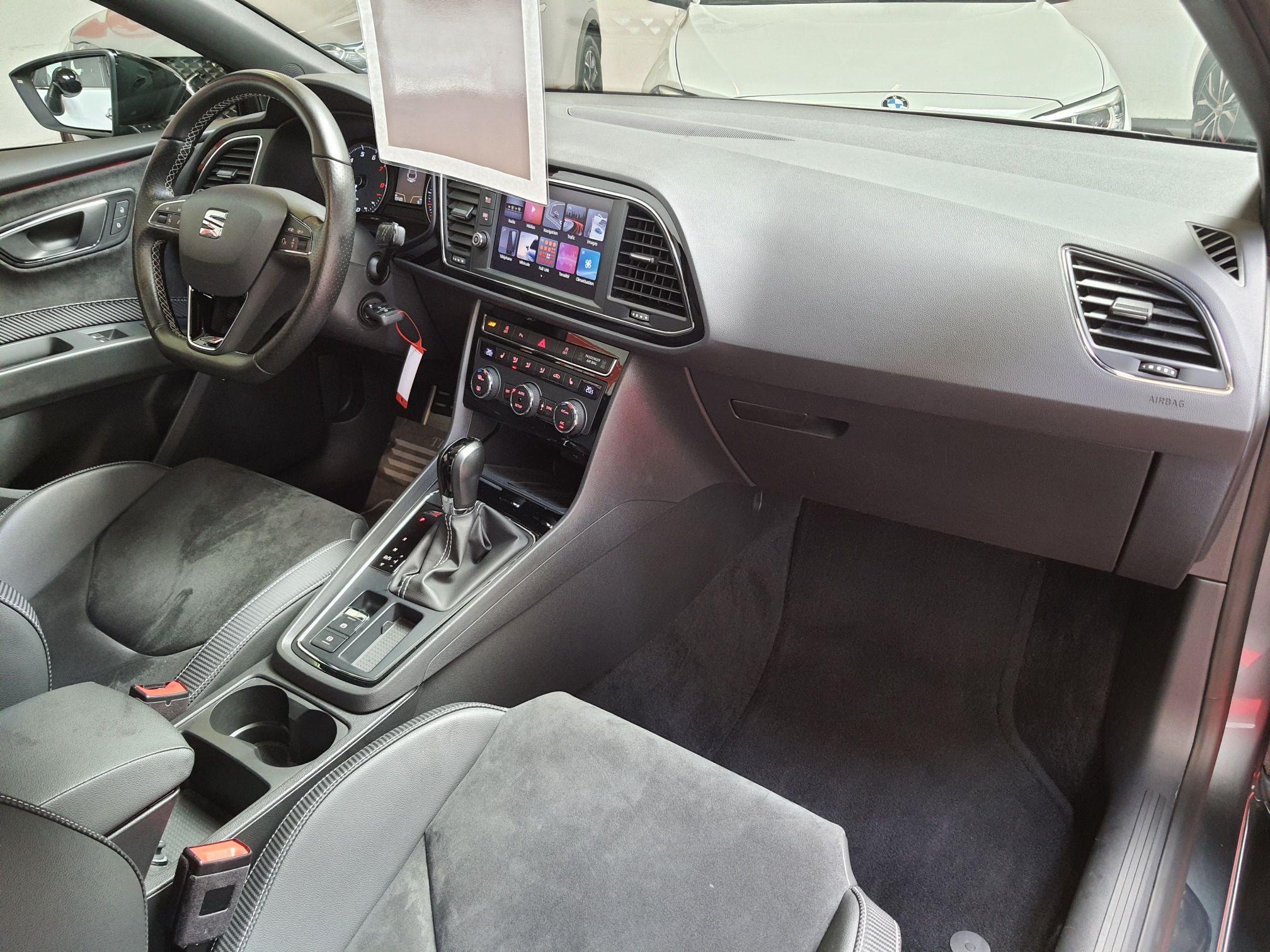 SEAT LEON CUPRA 290 TSI