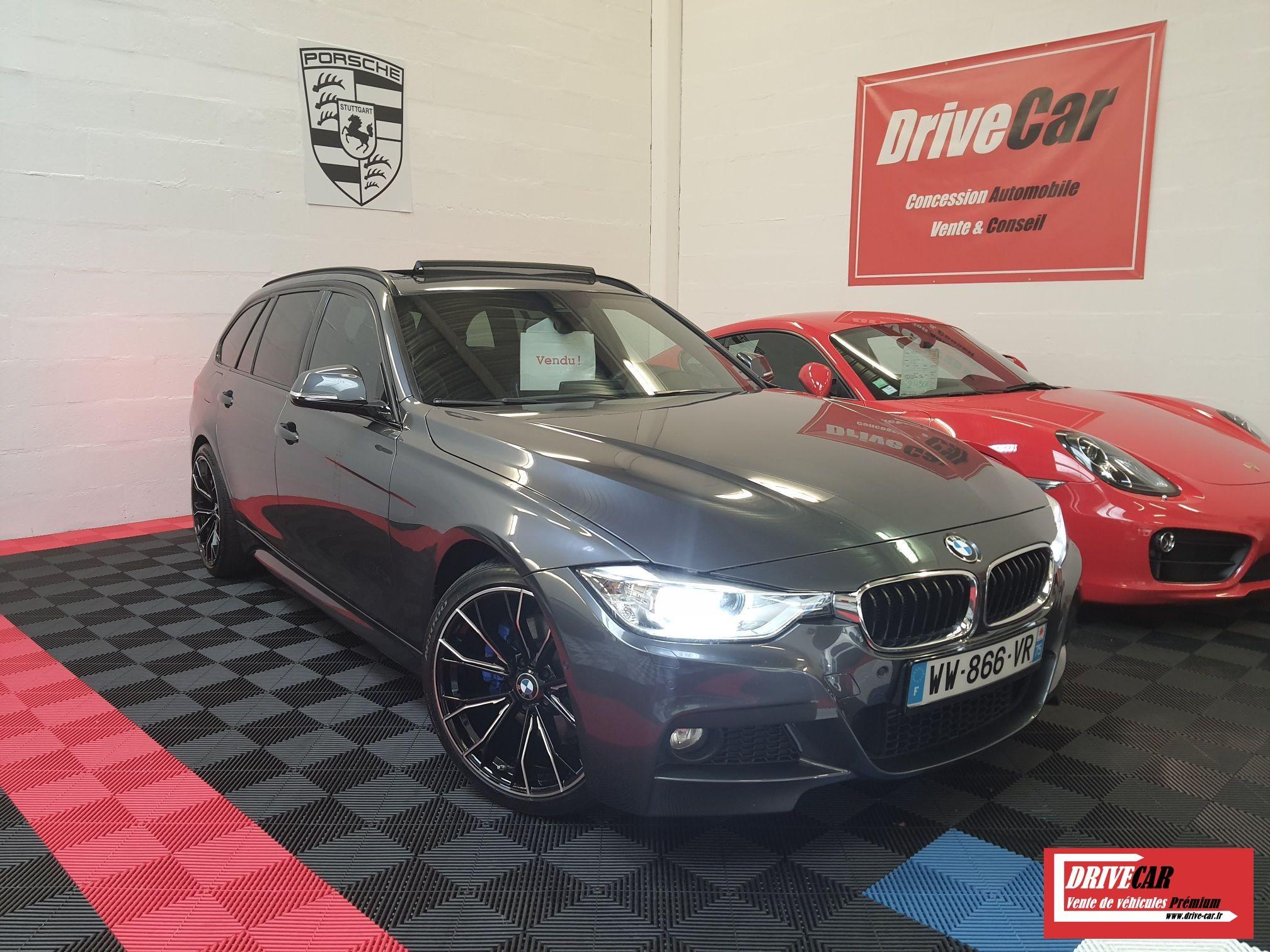 BMW 330d F31