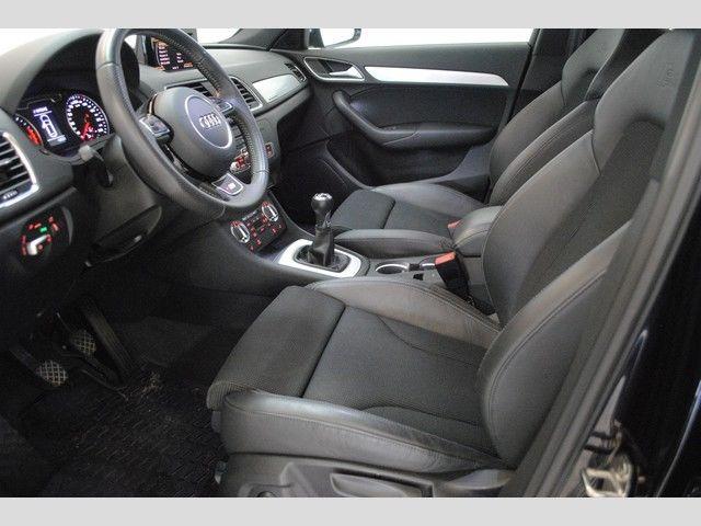 AUDI Q3 S-SLINE 2L TDI QUATTRO 52750KM 12 2012