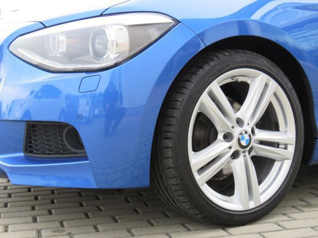 BMW 114D 35 150 km 01 2015 BLEU ESTORIL