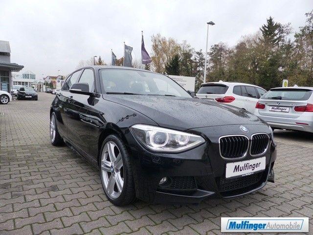 BMW 114i M-SPORT 5P NOIR 30MKM 11 2014