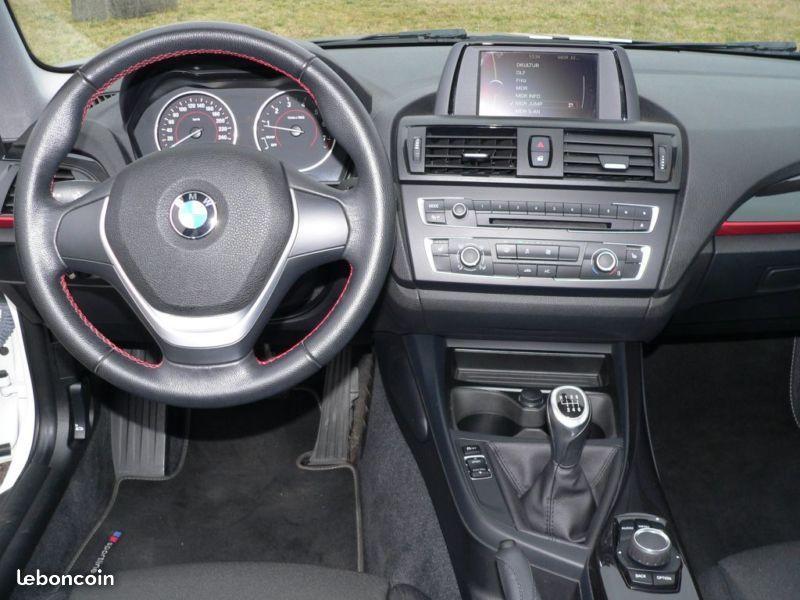 BMW 114i SPORT 42984KM 01 2013 BLANC 3P.07