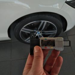 BMW 114i SPORT 42984KM 01 2013 BLANC 3P. 13