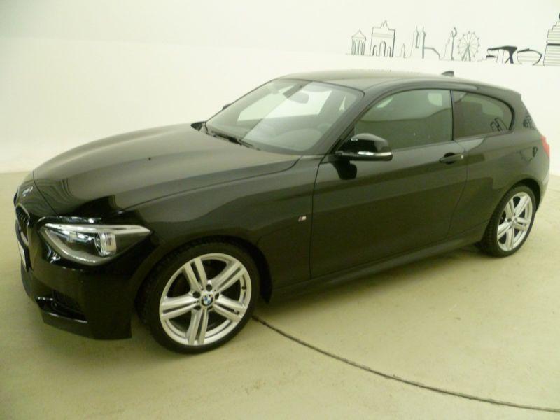 BMW 116d M-SPORT 3P XENON Clim Auto 12 2013 33MKM NOIR