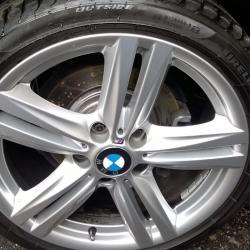 BMW 116i Grise 41mkm 2013 03