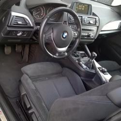 BMW 116i Grise 41mkm 2013 09