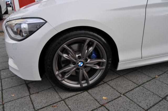 BMW 135i F21 2013 29300KM BLANC 3P
