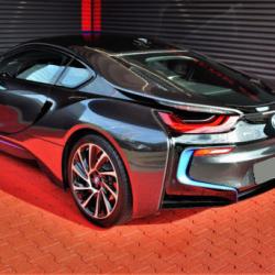 BMW I8 26.500 km 06 2014 05