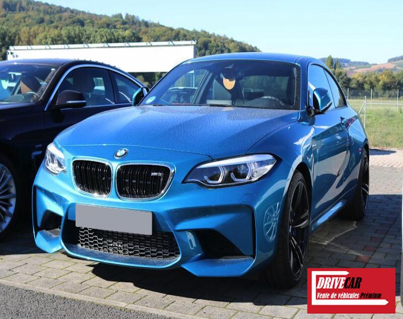 BMW M2 DKG 370CH