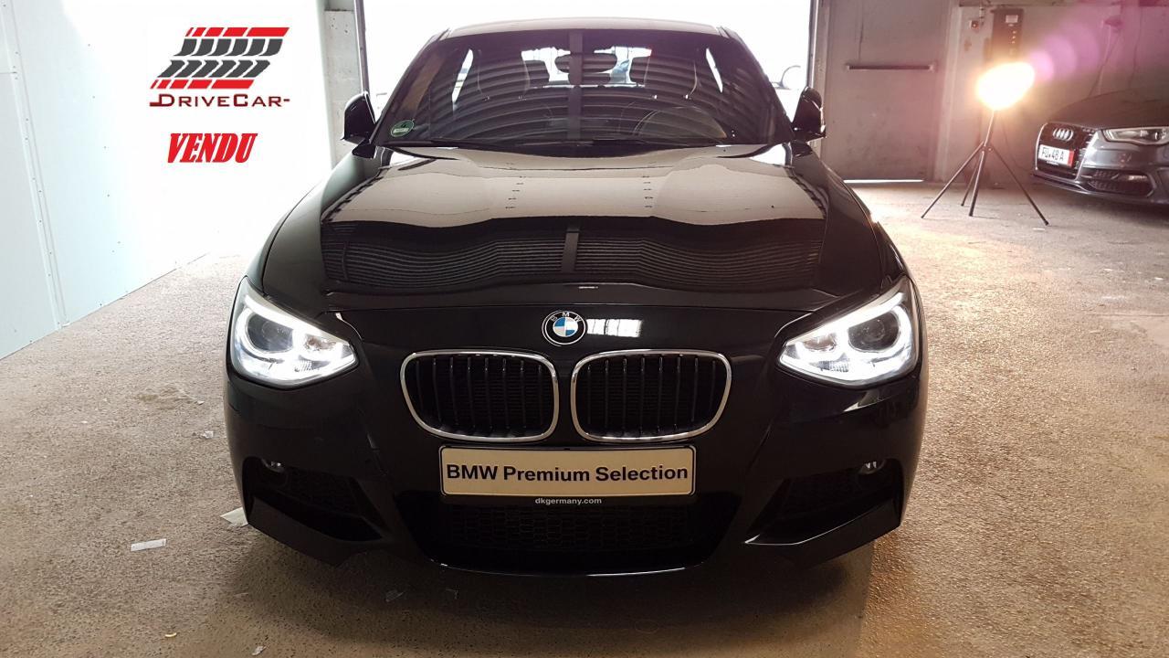BMW SERIE 1 M-SPORT 116D 32MKM 2015 AUT