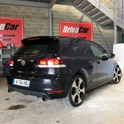 VW GOLF 6 GTI 08/10/2009 152497KM