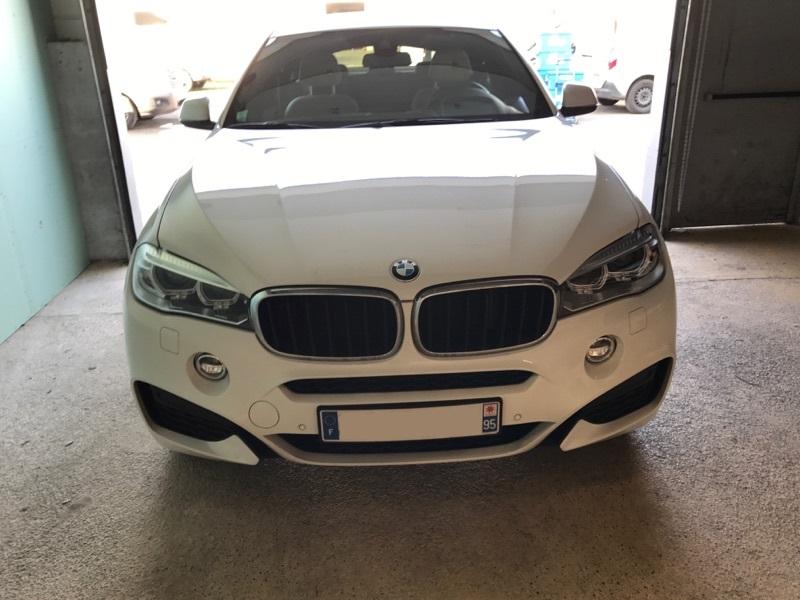 BMW X6M XDRIVE30D 258Ch