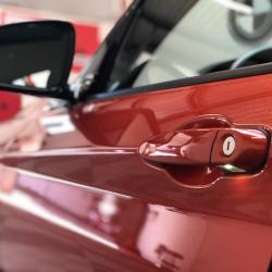 BMW 116D M-SPORT 119 990 km 03 2015 CUIVRE