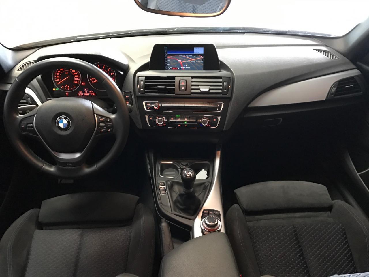 BMW SERIE 1 M-SPORT 114i 2014 49223KM