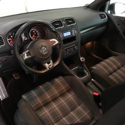 VW GOLF MK6 GTI 2L TSI 211ch 08/10/2009 152497KM