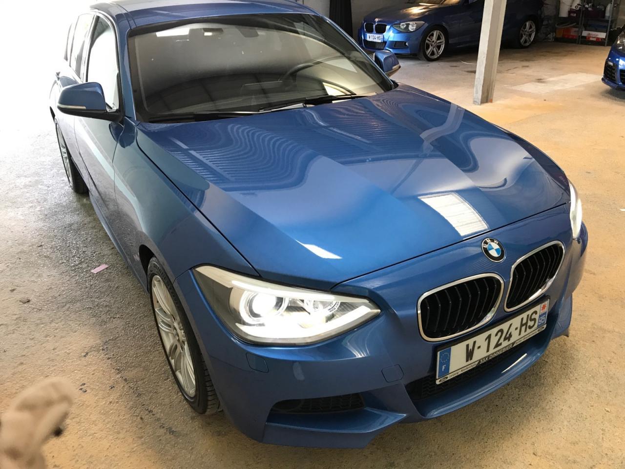 BMW SERIE 1 M SPORT 114i