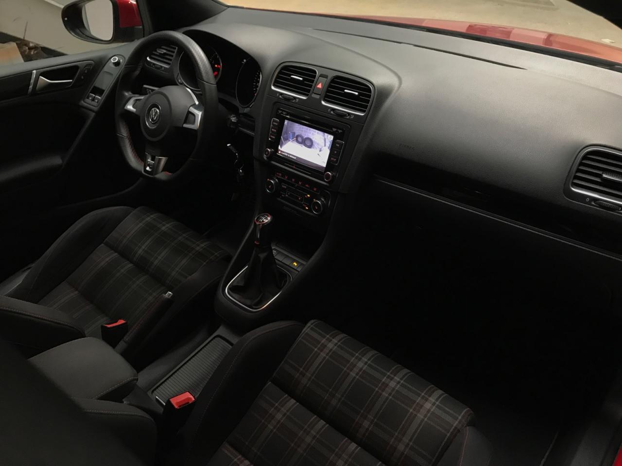 VW GOLF 6 GTI 211CH