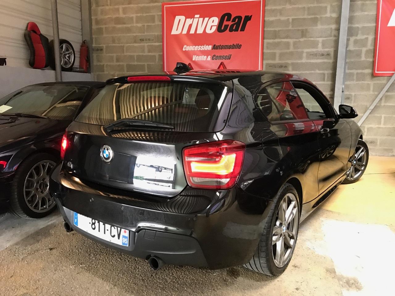 BMW SERIE  M135i 320ch
