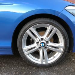 BMW 116i M SPORT 48MKM 12/2014
