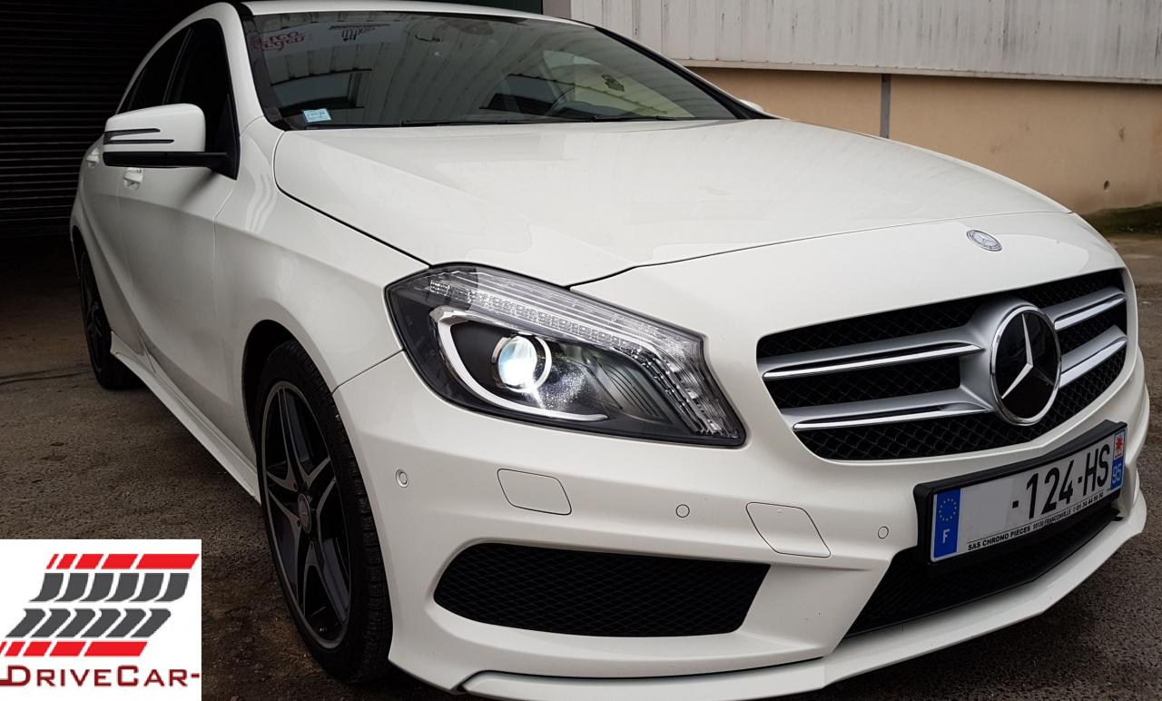 CLASSE A180 PACK AMG