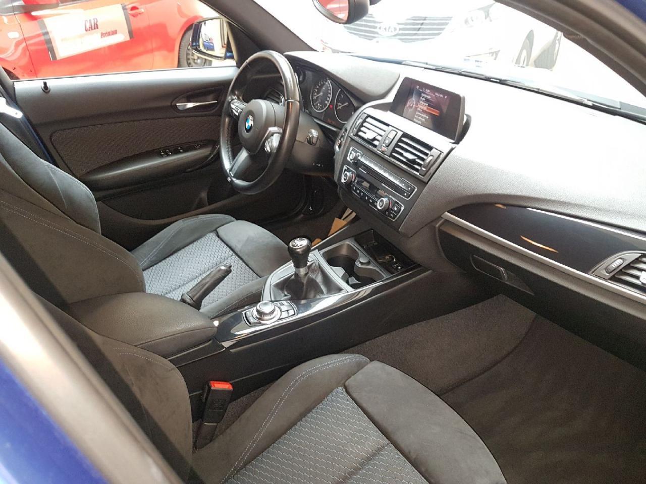 BMW SERIE 1 M-SPORT 91MKM  02 2015