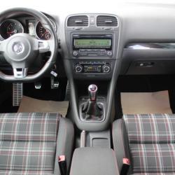 VW GOLF 6 GTI 08 2009 109MKM 5P GRIS CARBON