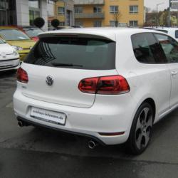 VW GOLF 6 GTI 102 000 km 12 2010 BLANC 03