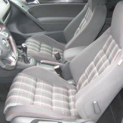 VW GOLF 6 GTI 102 000 km 12 2010 BLANC 07