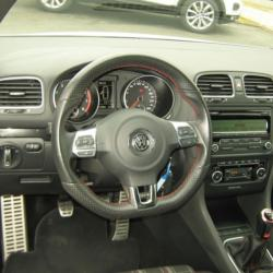 VW GOLF 6 GTI 102 000 km 12 2010 BLANC 09