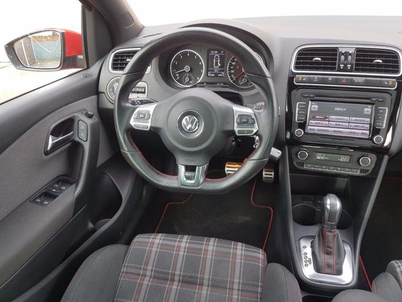 VW POLO GTI 97 340 km 10 2010
