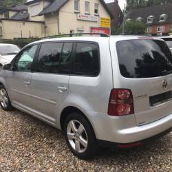 VW TOURAN 1.9TDI 98 530 km 09 2008 GRIS 03