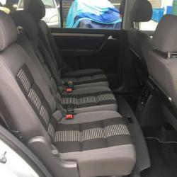 VW TOURAN 1.9TDI 98 530 km 09 2008 GRIS 13