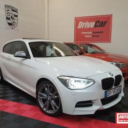 BMW M135i 10/2012 178685km  Sellerie cuir  Toit ouvrant  GPS PRO Tarif :16990€